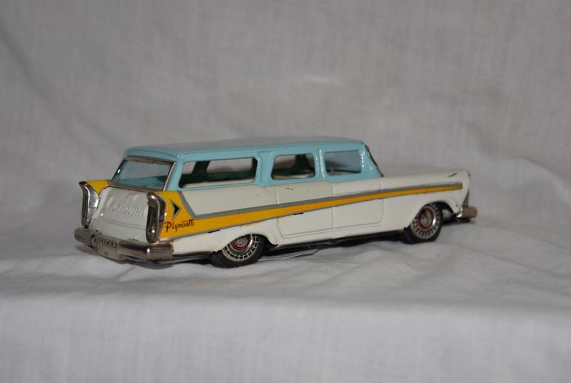 us car -  tôle - Tin Toys -  1950's & 1960's - Page 5 422