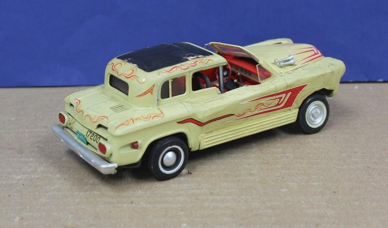Vintage built automobile model kit survivor - Hot rod et Custom car maquettes montées anciennes - Page 8 424