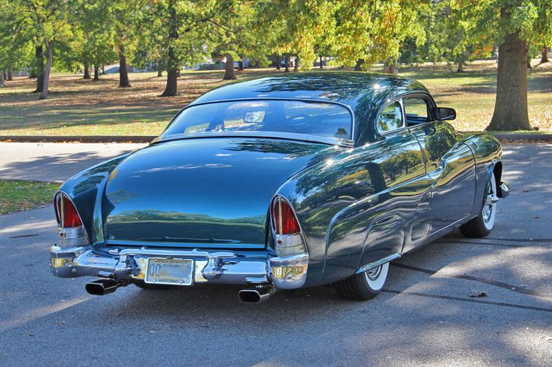 1951 Mercury Custom Coupe - Emerald Jewel - Don Blake 425