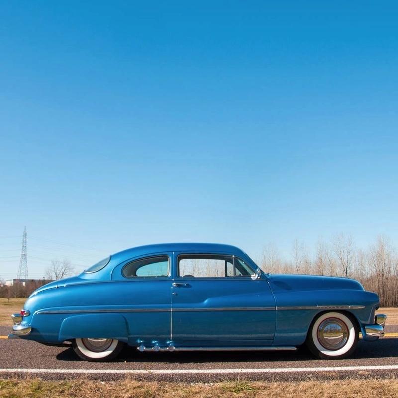 Mercury 1949 - 51  custom & mild custom galerie - Page 32 426