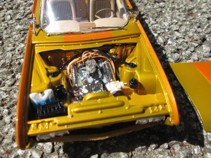 Vintage built automobile model kit survivor - Hot rod et Custom car maquettes montées anciennes - Page 9 4510