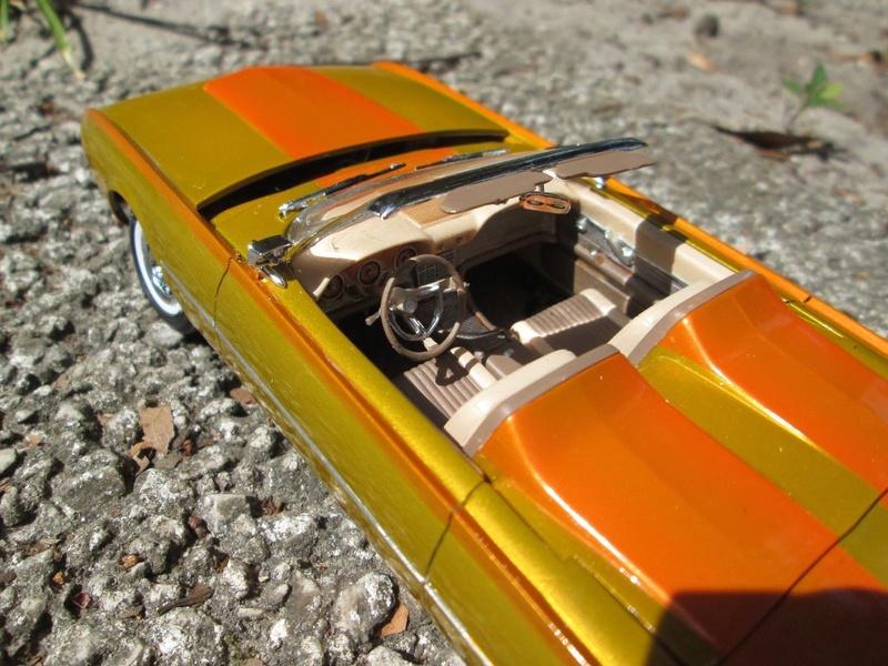 Vintage built automobile model kit survivor - Hot rod et Custom car maquettes montées anciennes - Page 9 4610
