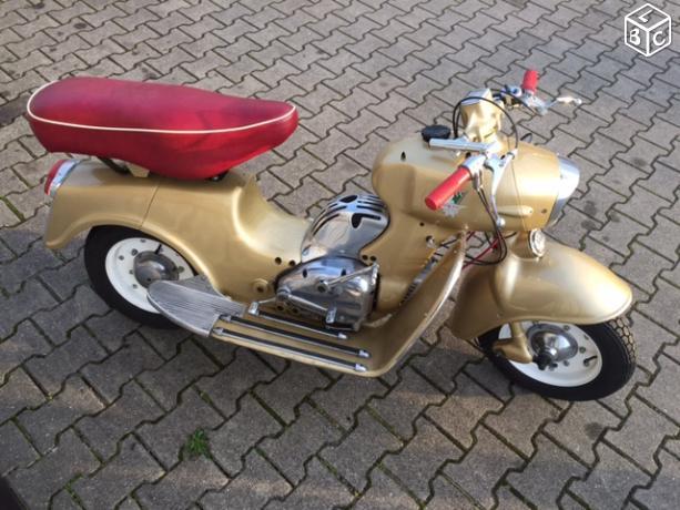 Scooter des 1950's & 1960's - Page 2 4a59af10