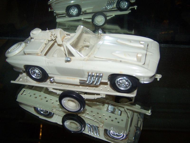 Vintage built automobile model kit survivor - Hot rod et Custom car maquettes montées anciennes - Page 9 5110
