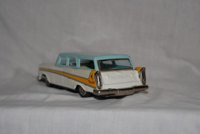 us car -  tôle - Tin Toys -  1950's & 1960's - Page 5 521