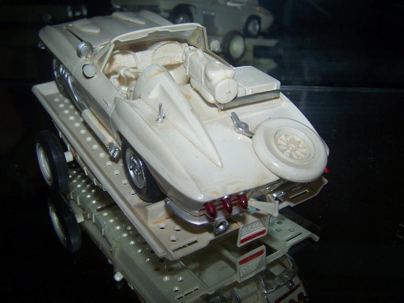 Vintage built automobile model kit survivor - Hot rod et Custom car maquettes montées anciennes - Page 9 5210