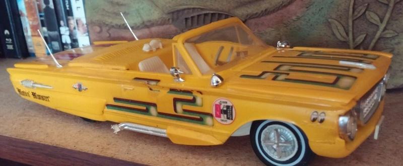Vintage built automobile model kit survivor - Hot rod et Custom car maquettes montées anciennes - Page 9 527