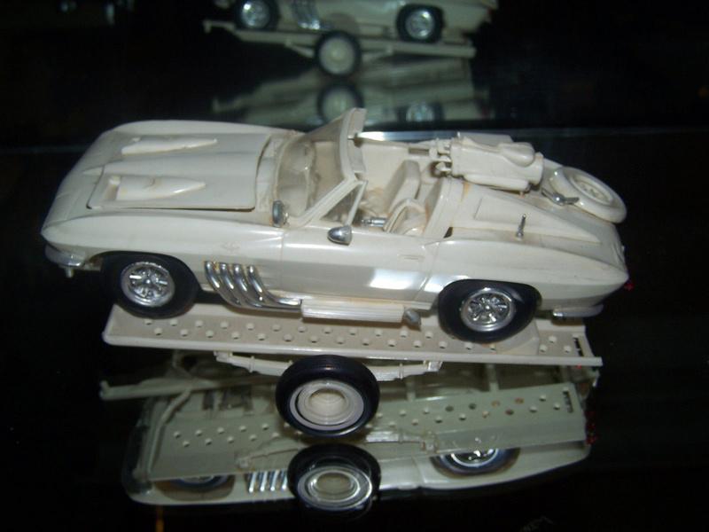 Vintage built automobile model kit survivor - Hot rod et Custom car maquettes montées anciennes - Page 9 5310