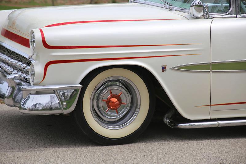 1955 Chevrolet - Jim Seaton - Barris Kustoms 532
