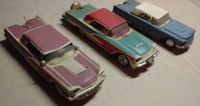 Vintage built automobile model kit survivor - Hot rod et Custom car maquettes montées anciennes - Page 9 5410