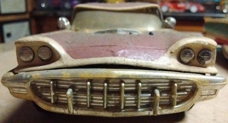 Vintage built automobile model kit survivor - Hot rod et Custom car maquettes montées anciennes - Page 9 5510