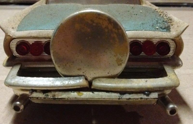 Vintage built automobile model kit survivor - Hot rod et Custom car maquettes montées anciennes - Page 9 5810