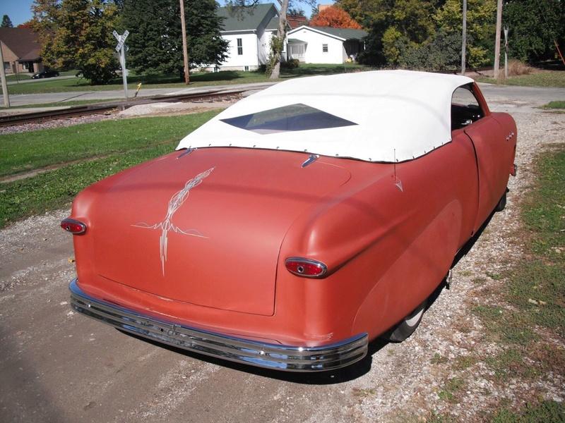 Ford 1949 - 50 - 51 (shoebox) custom & mild custom galerie - Page 25 615