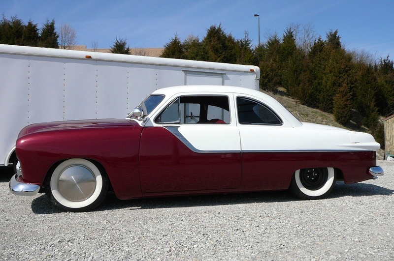 Ford 1949 - 50 - 51 (shoebox) custom & mild custom galerie - Page 25 617