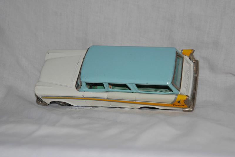 us car -  tôle - Tin Toys -  1950's & 1960's - Page 5 621