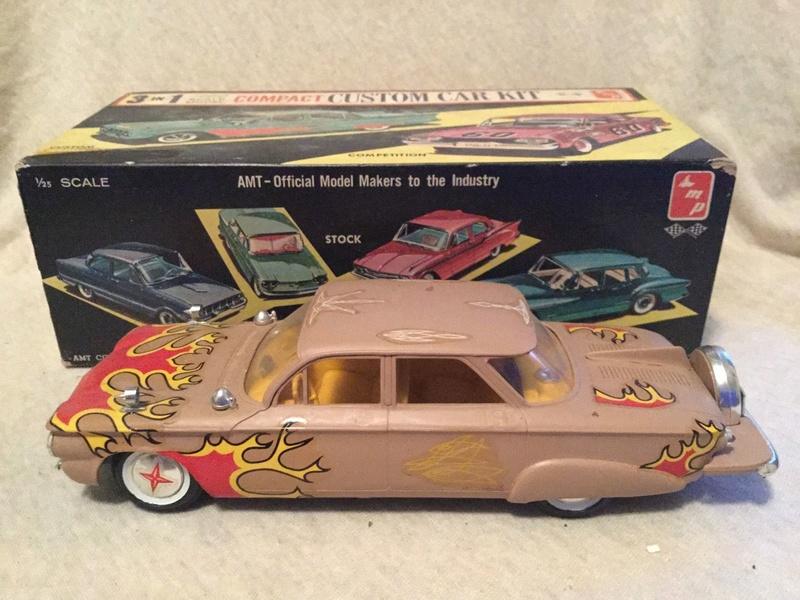 Vintage built automobile model kit survivor - Hot rod et Custom car maquettes montées anciennes - Page 9 6210