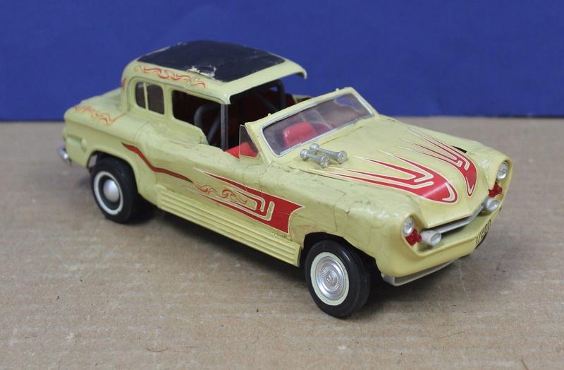 Vintage built automobile model kit survivor - Hot rod et Custom car maquettes montées anciennes - Page 8 622