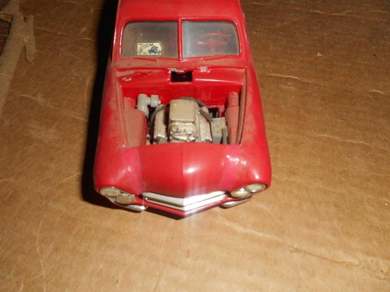 Vintage built automobile model kit survivor - Hot rod et Custom car maquettes montées anciennes - Page 8 625