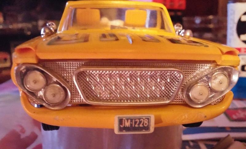 Vintage built automobile model kit survivor - Hot rod et Custom car maquettes montées anciennes - Page 9 626
