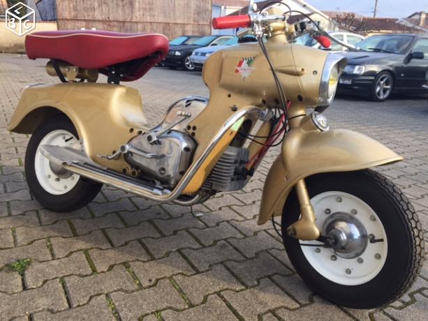 Scooter des 1950's & 1960's - Page 2 62f10c10