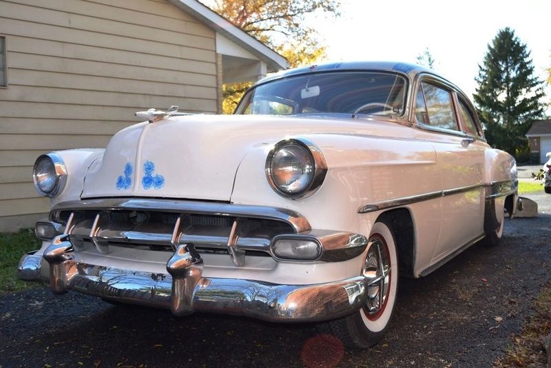 Chevy 1953 - 1954 custom & mild custom galerie - Page 14 634