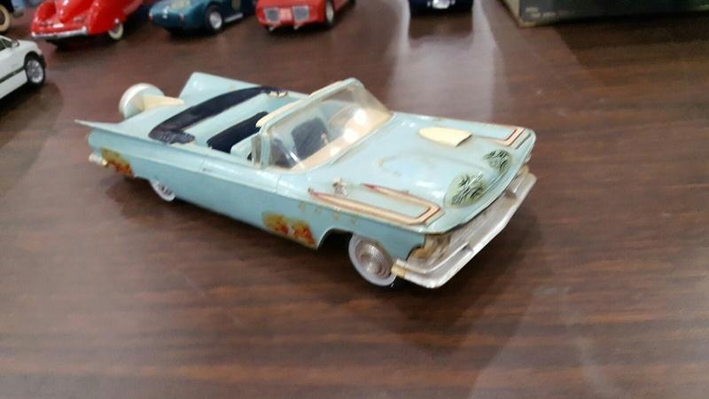 Vintage built automobile model kit survivor - Hot rod et Custom car maquettes montées anciennes - Page 9 6710