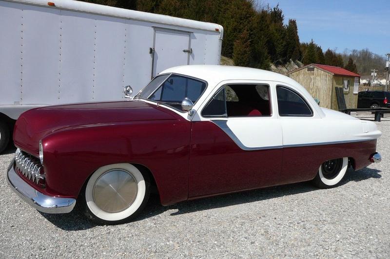 Ford 1949 - 50 - 51 (shoebox) custom & mild custom galerie - Page 25 717