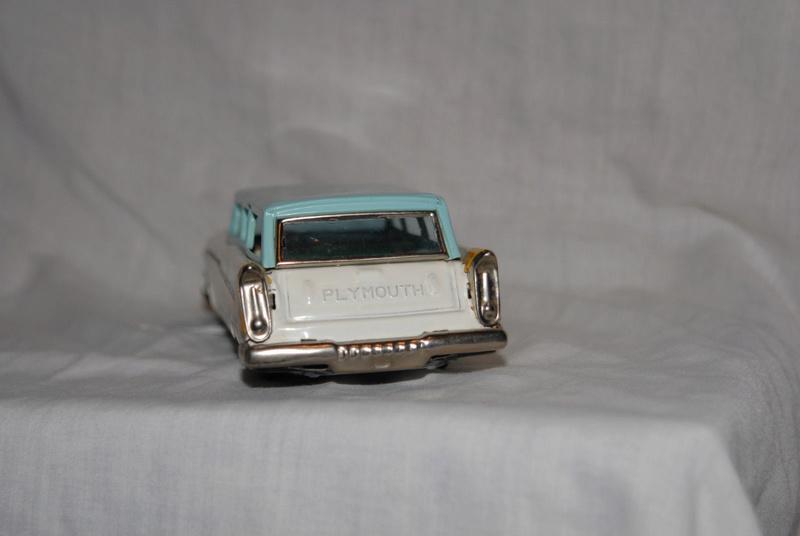 us car -  tôle - Tin Toys -  1950's & 1960's - Page 5 721