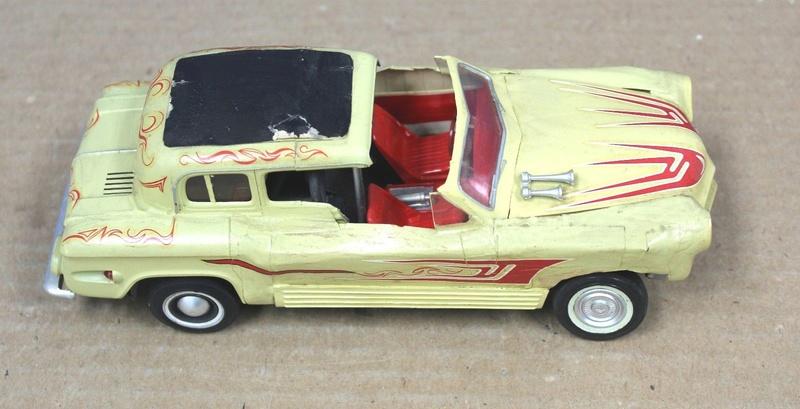 Vintage built automobile model kit survivor - Hot rod et Custom car maquettes montées anciennes - Page 8 722