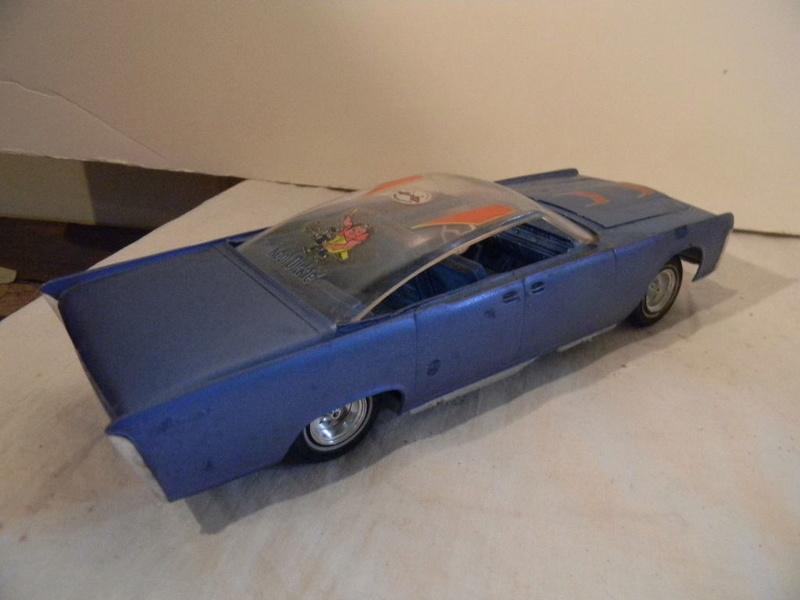Vintage built automobile model kit survivor - Hot rod et Custom car maquettes montées anciennes - Page 9 728