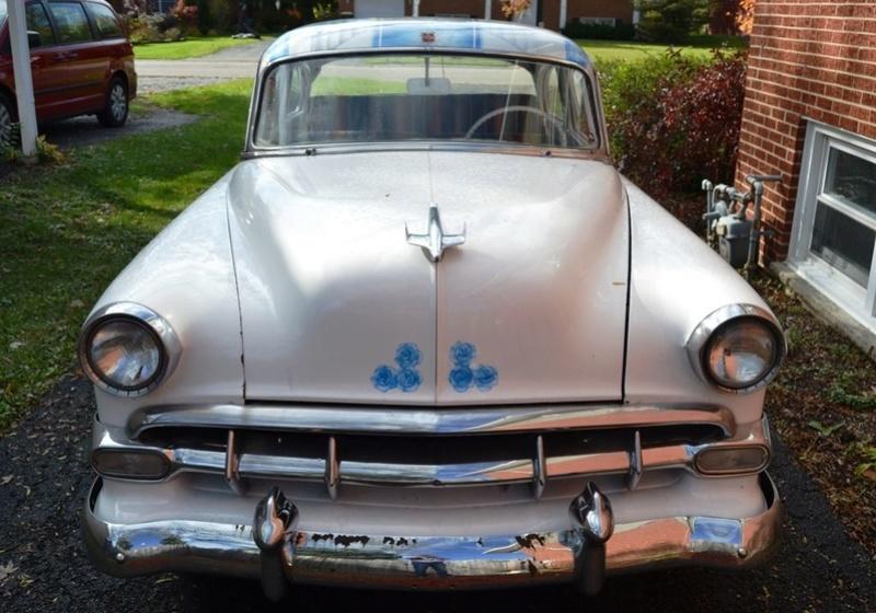 Chevy 1953 - 1954 custom & mild custom galerie - Page 14 733