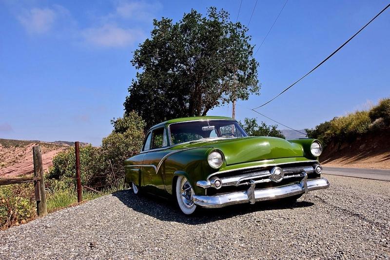 Ford 1952 - 1954 custom & mild custom - Page 10 831