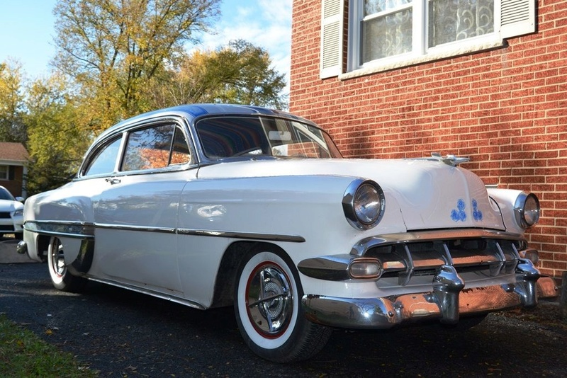 Chevy 1953 - 1954 custom & mild custom galerie - Page 14 832
