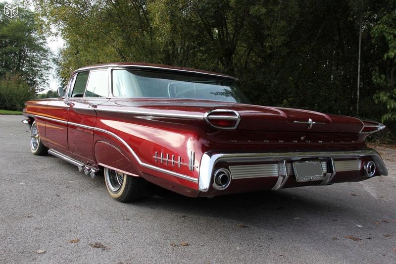 Oldsmobile 1958 - 1960 custom & mild custom - Page 2 8410f010