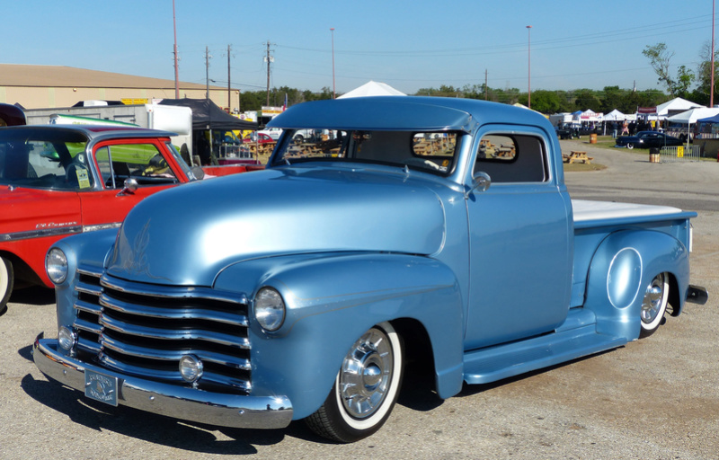 Chevy Pick up 1947 - 1954 custom & mild custom - Page 4 86304510
