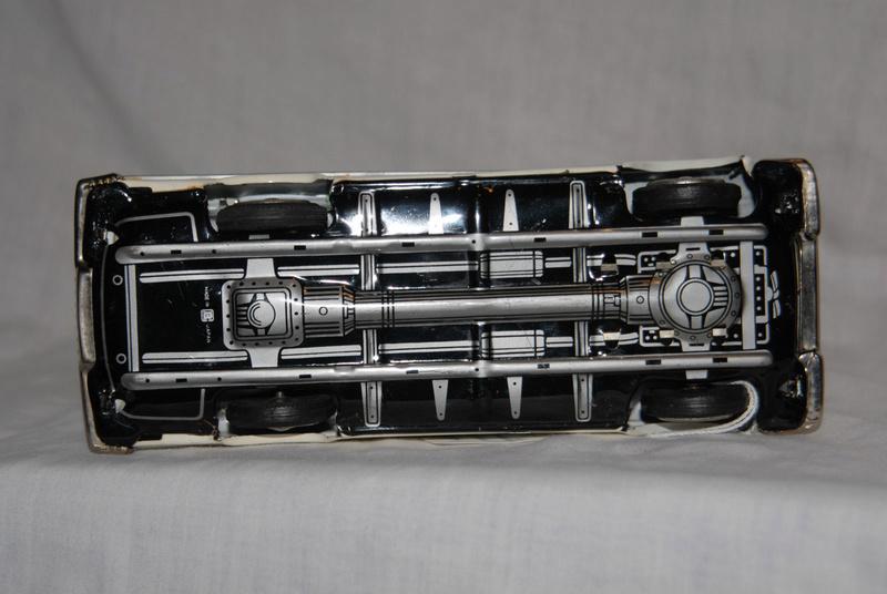 us car -  tôle - Tin Toys -  1950's & 1960's - Page 5 921