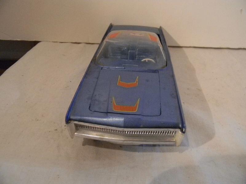 Vintage built automobile model kit survivor - Hot rod et Custom car maquettes montées anciennes - Page 9 927