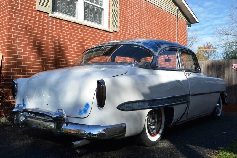 Chevy 1953 - 1954 custom & mild custom galerie - Page 14 930