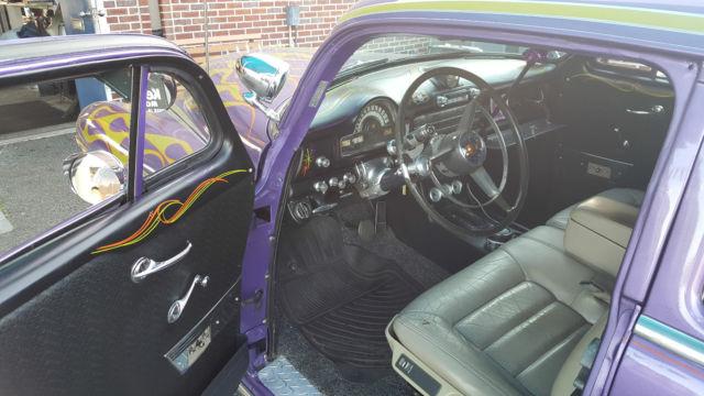 Oldsmobile 1948 - 1954 custom & mild custom - Page 7 Chop-t16