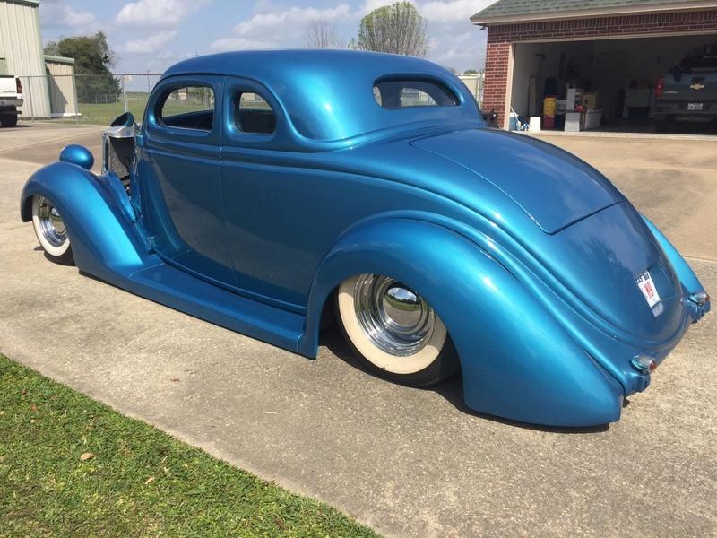 Ford 1935 - 38 custom & mild custom - Page 5 Img_2411