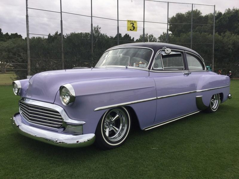 Chevy 1953 - 1954 custom & mild custom galerie - Page 14 Img_7513