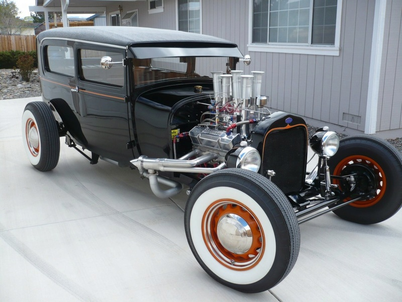 1928 - 29 Ford  hot rod - Page 9 P1010811