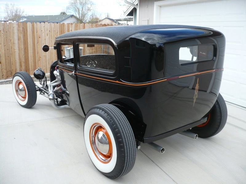 1928 - 29 Ford  hot rod - Page 9 P1010814