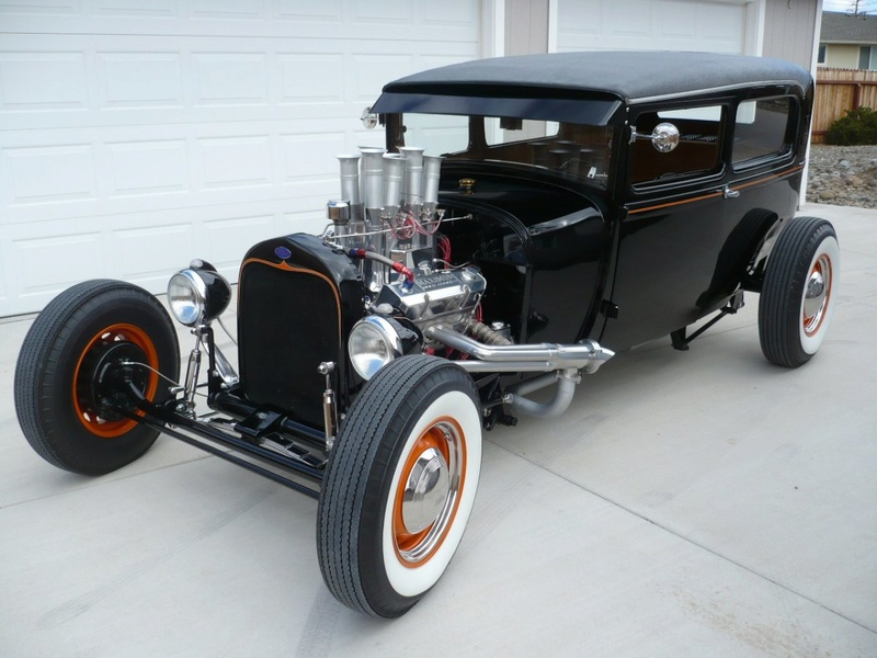 1928 - 29 Ford  hot rod - Page 9 P1010815