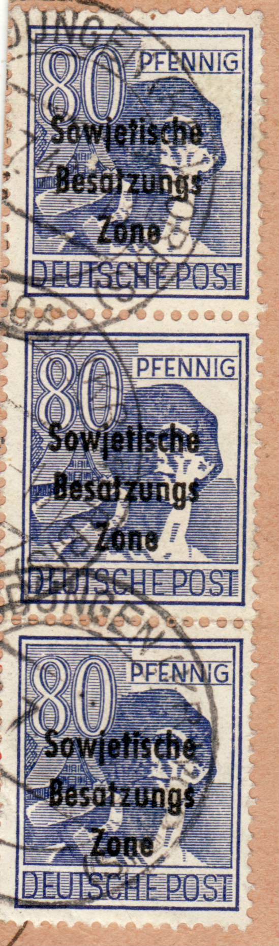 Allgemeine Ausgaben der Sowjetischen Besatzungszone - Seite 3 196i10