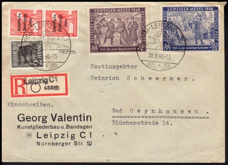 Allgemeine Ausgaben der Sowjetischen Besatzungszone - Seite 3 199a10