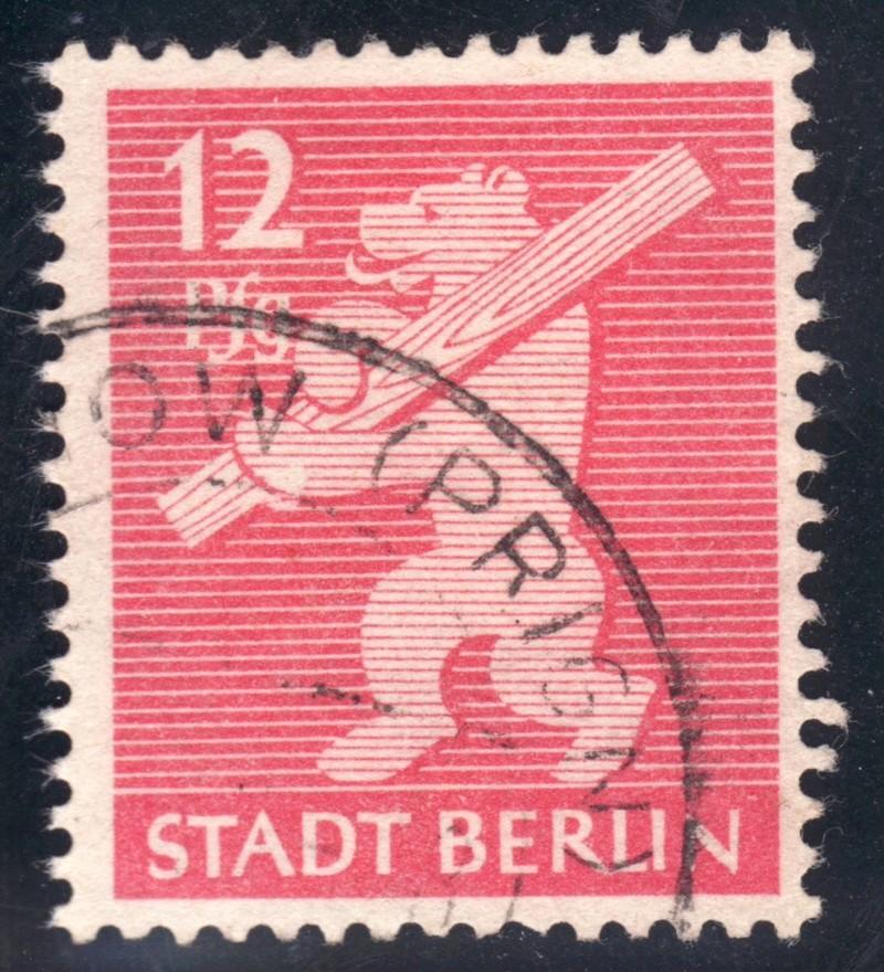 Berlin - Brandenburg (OPD Potsdam) -Sowjetische Besatzungszone- - Seite 2 5x10