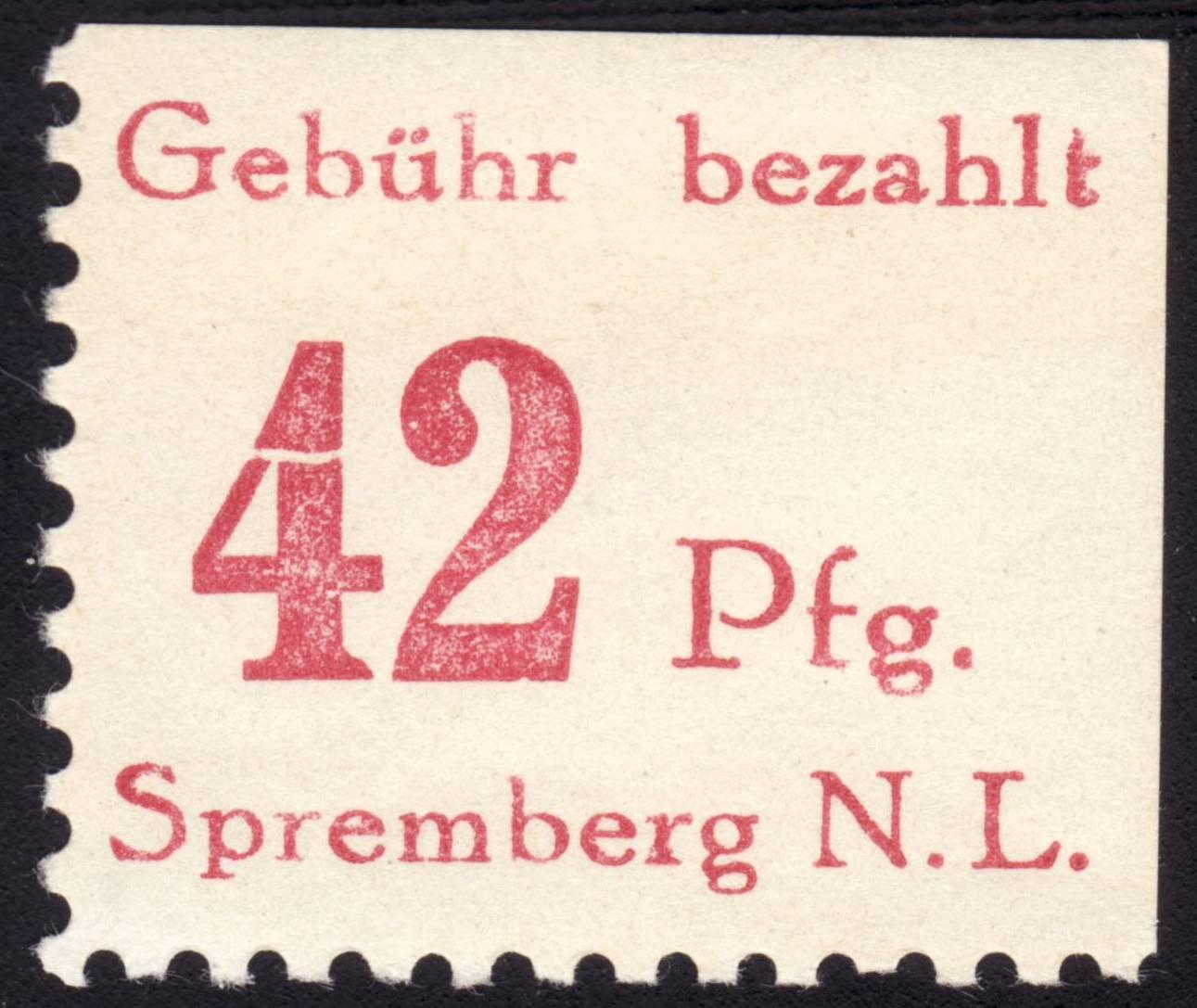 nach - Deutsche Lokalausgaben nach 1945 - Seite 9 Spbg1311