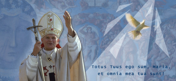 """Vidéo-Prière : """"Réciter le Rosaire avec S.S. Jean-Paul II"""" ! -jean-10"""