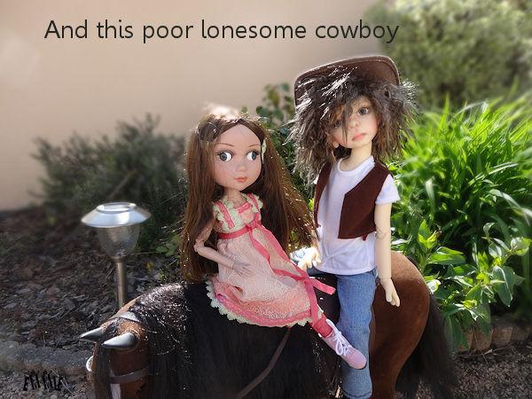 Lonesome cowboy... 1516